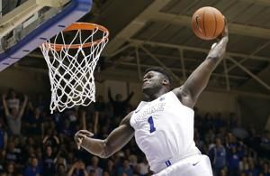 Pelicans primed to draft Zion - and another top-5 prospect
