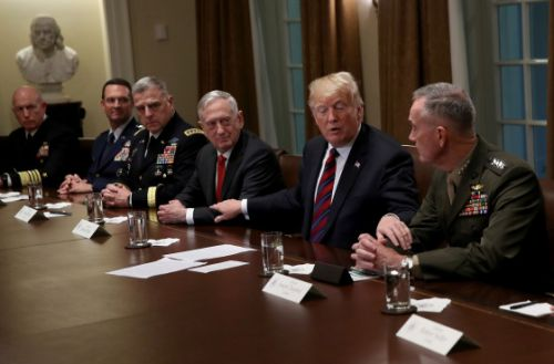 The Generals Tried to Keep Trump in Check. What Happens to Foreign Policy Now That They've Left?