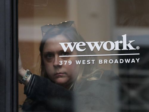 WeWork's latest earnings report shows it's still using a controversial accounting method that reminds experts of tech-bubble shenanigans