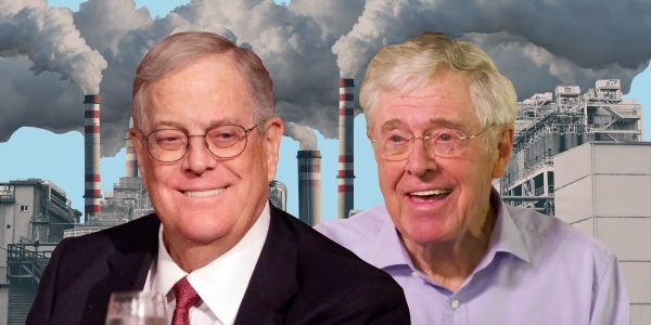 David Koch is dead. His and his brother Charles' combined net worth is over $100 billion, even after years of family feuds and massive lawsuits. Here's how they made and spent their wealth