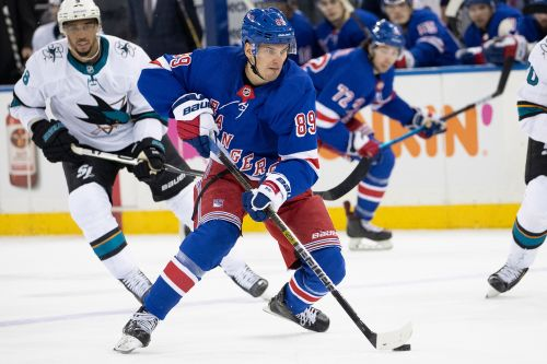 Pavel Buchnevich not ready for Rangers return after car accident
