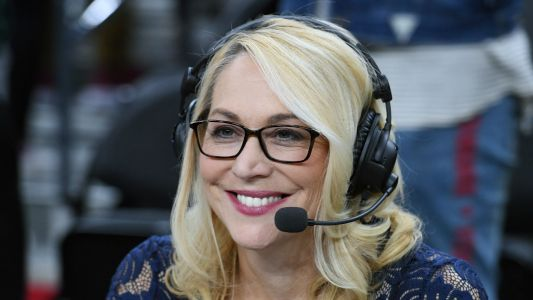 ESPN's Doris Burke jokes about ex-husband during Pelicans-Grizzlies broadcast