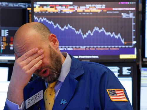 The US economy is resisting a slowdown plaguing the rest of the world. Here's why one Wall Street expert worries its fortunes are about to change