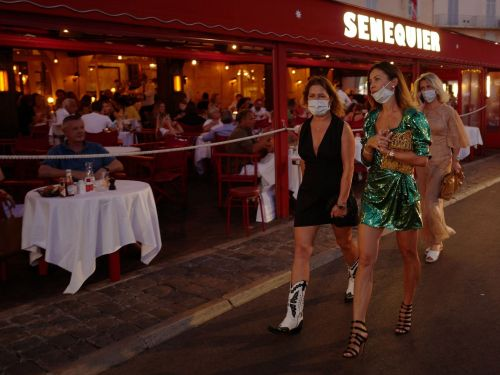 French Riviera restaurants and clubs are shutting down one by one as maskless partiers and lax rules cause a coronavirus outbreak