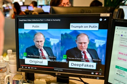 Researchers develop new tool which detects deepfakes with 96 percent accuracy