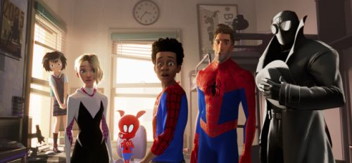Spider-Man: Into the Spider-Verse doesn't get tangled up in the web of its predecessors
