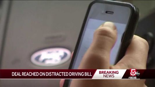 Negotiators reach deal on distracted driving bill