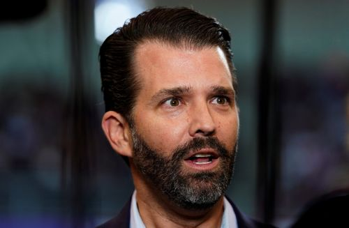 'No need for security checks or COVID tests': Borat star meets Donald Trump Jr. and visits White House in deleted scenes