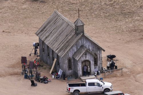 How it happened: Inside Old West movie set where shooting occured