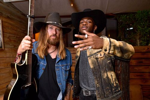 Lil Nas X gifts Billy Ray Cyrus a Maserati for 'Old Town Road' success
