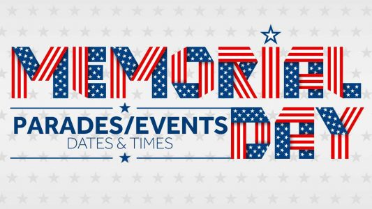 2019 Memorial Day parades, ceremonies, events in New Hampshire