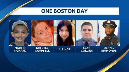 One Boston Day to honor marathon victims by showing kindness to others