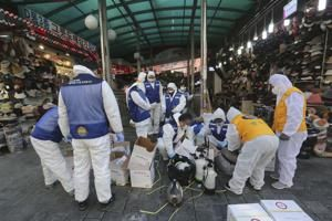 List of sports events affected by new virus from China