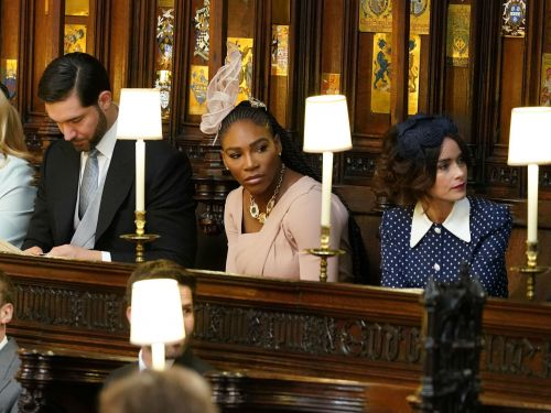People think Serena Williams' latest tweet is a hint that she was one of Meghan Markle's anonymous 'best friends' who spoke to the media