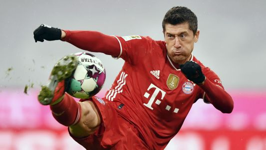 Lewandowski overtakes Raul as Champions League's third-highest scorer with only Ronaldo and Messi ahead
