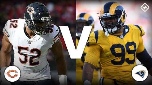 What channel is Bears vs. Rams on today? Schedule, time for 'Sunday Night Football' game