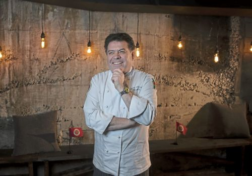 Jean Louis to offer 'Politically Incorrect' cooking classes