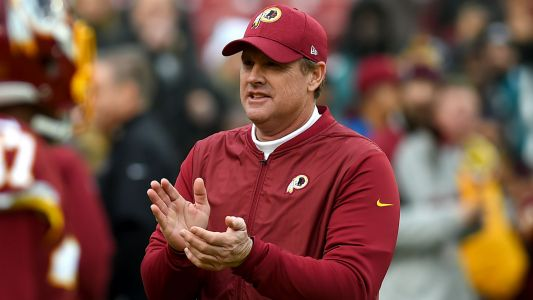 Redskins 'don't know' when to expect Colt McCoy back, Jay Gruden says