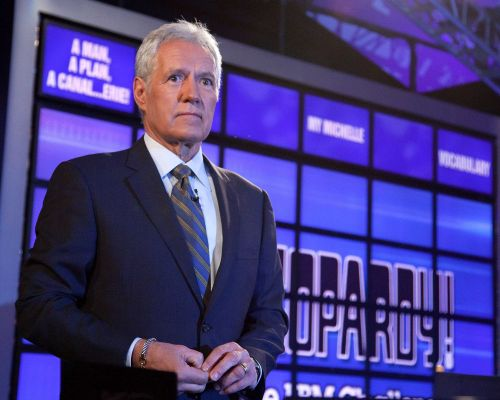 'I'm feeling great': 'Jeopardy!' icon Alex Trebek gives update on cancer battle