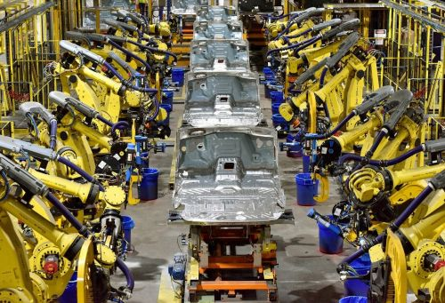 Ford says it will restart some US and Mexico factories in first half of April