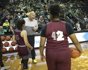 Texas Southern's jerseys stolen before game at Oregon