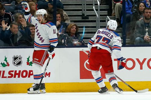 Artemi Panarin's Rangers brilliance continues in homecoming