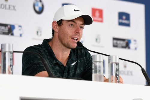 You couldn't pay Rory McIlroy to watch Tiger-Phil showdown