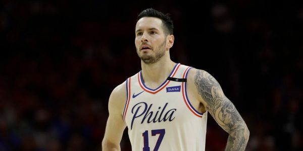 JJ Redick told a disturbing story about finding a person in a box in the back of a cab