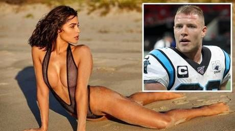 'Congrats to the queen': NFL star Christian McCaffrey hails girlfriend Olivia Culpo's Sports Illustrated Swimsuit cover