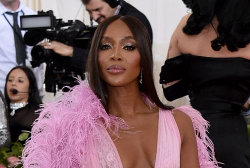Naomi Campbell's most iconic fashion moments