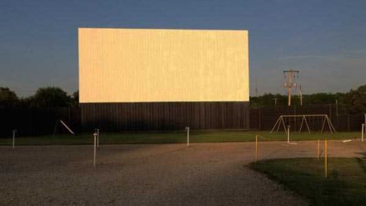 Local drive-in theater holding Harry Potter movie marathon