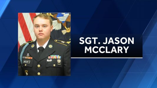 Wife of slain Westmoreland County soldier attributes strength to friends, family, faith