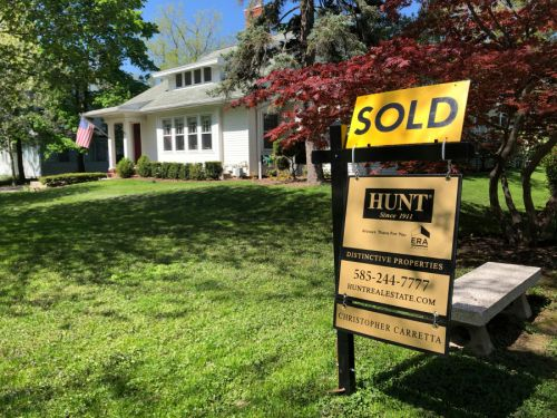 Relief for house buyers? Report finds some cooling in the latest home sales numbers
