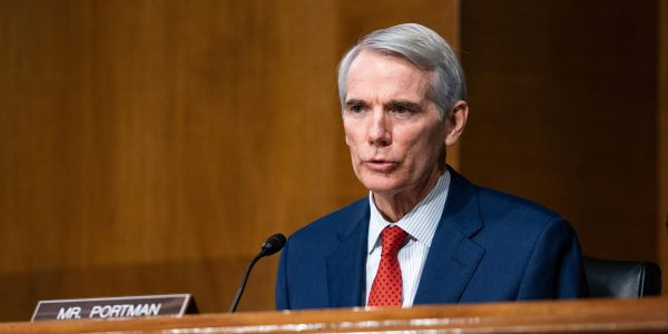 Ohio GOP Sen. Rob Portman won't run for reelection in 2022, says it's become difficult 'to break through the partisan gridlock'
