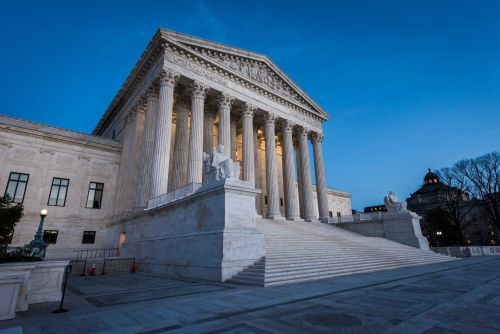 Facing a conservative turn, Supreme Court opens new term