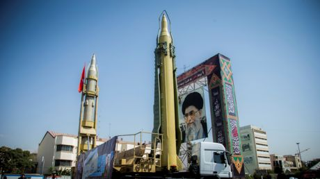 Iran says US ending arms sales to Middle East would open 'hypothetical' path towards missile talks