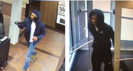 Police looking to identify suspects who stole thousands in merchandise from KCK Coach store