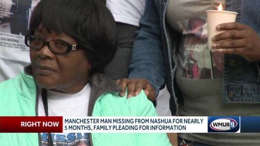 Family of missing man pleads for answers