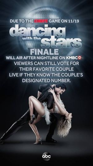 Set your DVR: 'Dancing With the Stars' finale to air early Tuesday morning