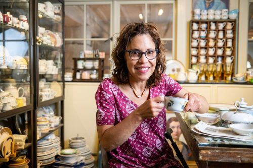 Inside Fishs Eddy's secret china and tableware museum