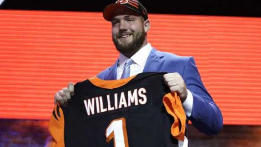 Bengals' first-round OT Williams likely to miss season