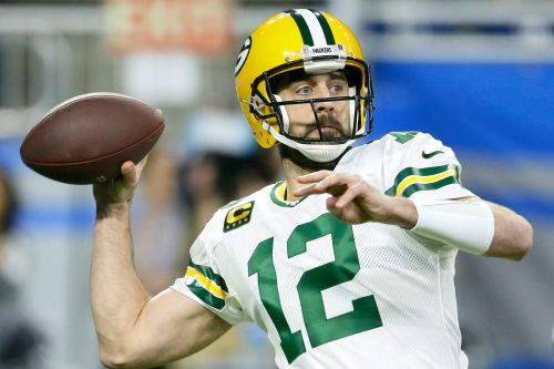 What's on the line for Aaron Rodgers in battle vs. 49ers