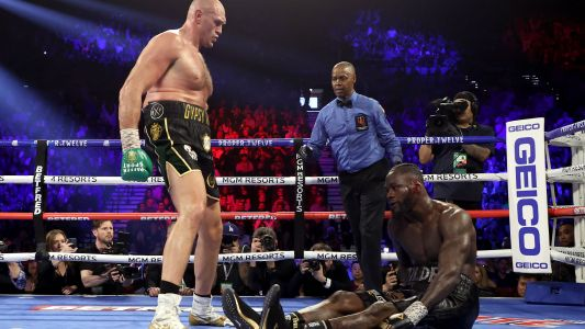 Tyson Fury Leaves No Doubt with Dominant TKO Win over Deontay Wilder