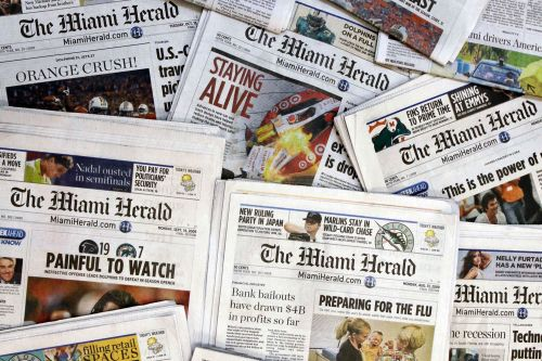 McClatchy newspaper sale nearly derailed by Tropical Storm Isaias