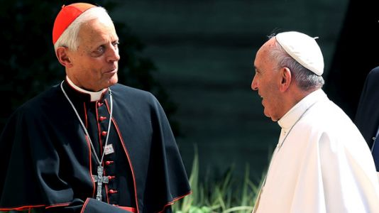 Pope Accepts Resignation Of Cardinal Wuerl, Archbishop Of Washington