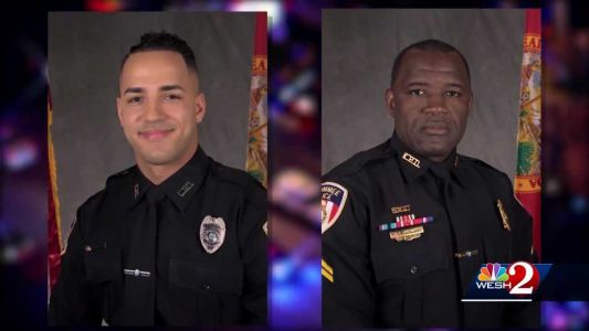 Man accused of ambushing, killing 2 Kissimmee officers heads to trial Monday