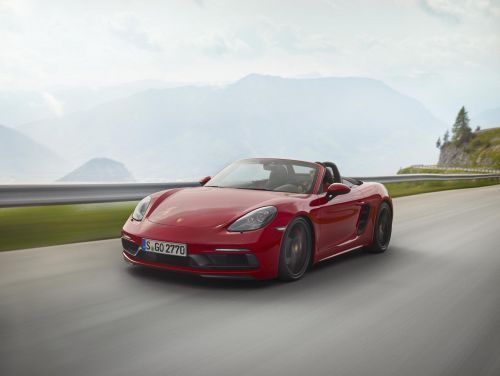 I drove a $99,000 Porsche Boxster GTS to see if it's worth $10,000 more than the Boxster S - here's the verdict