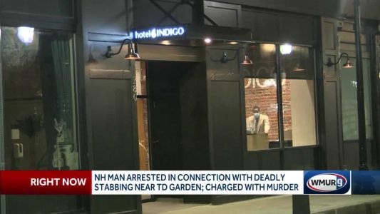 Hollis man faces murder charge in fatal Boston stabbing