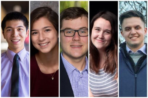 Five Stanford students receive 2020 Boren Awards