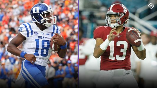 College football Week 1 picks against the spread for every top-25 matchup